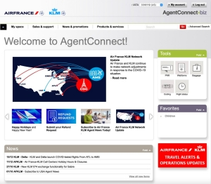 AgentConnect HomePage